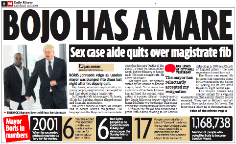 Daily Mirror, page 6